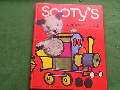 Vintage Sootys second annual 1958 nice condition