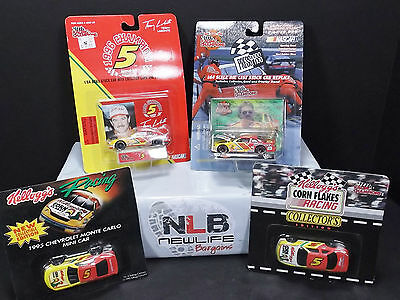 Lot of 4 #5 Terry Labonte Kelloggs 1:64 Die Cast Cars