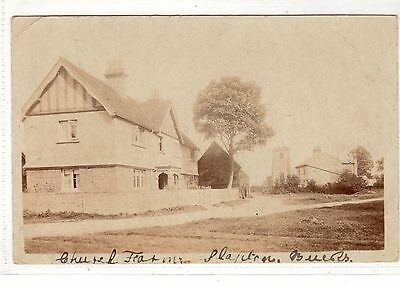 Buckinghamshire. Church Farm, Slapton.