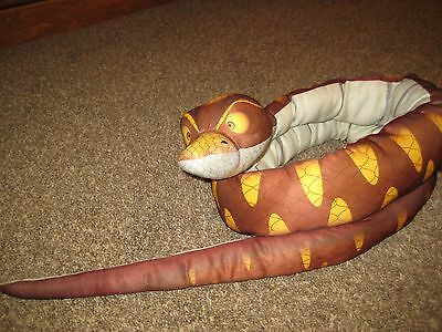 Kaa ?  jungle book snake plush