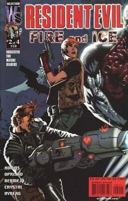Resident Evil Fire and Ice 2 of 4
