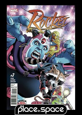 Rocket (Guardians Of The Galaxy) #2A (Wk23)