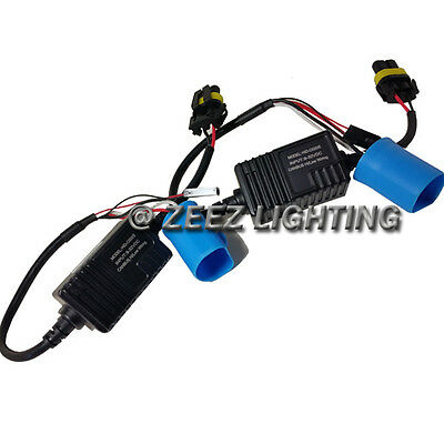 9004/9007/HB5 HID Canbus Decoder Bulb Out Error Warning Canceller Anti-Flicker