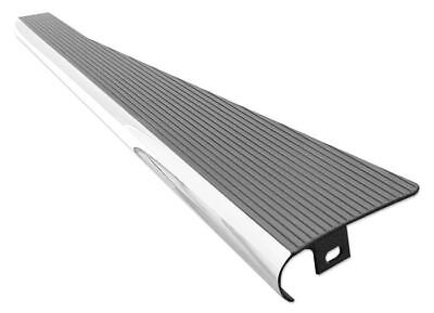 BEETLE Running Boards, Alloy, Satin Black with Polished Edge, Pair - AC898153003