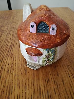 Babbacombe Devon Lidded Cottage Pot