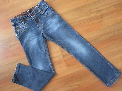 Boys AUTHENTIC Blue Slim Fit HUGO BOSS Jeans (age6) *NICE COND*