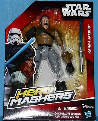 Star Wars Hero Mashers Action Figures New BOSSK A80Q