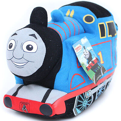 "Thomas Tank Engine Plush Cuddle Pillow  XL Cushion 20"" Soft Stuffed Toy"