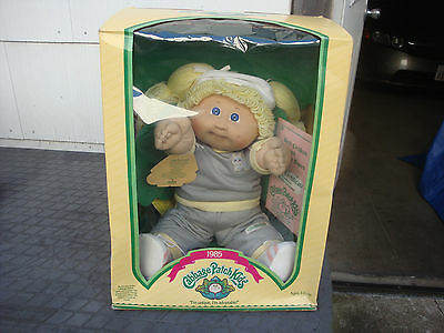 Cabbage Patch Kids 25th Anniversary Limited Edition Doll Brand-New Unopened Box