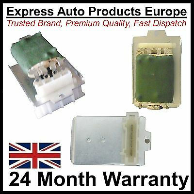 Heater Fan Motor Resistor with Air Con SEAT Arosa Cordoba Ibiza Mk2