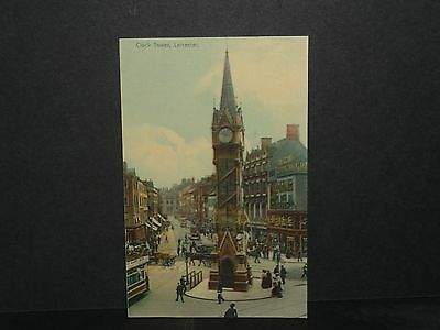 Leicestershire - Clock Tower, Leicester