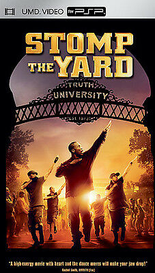 DVD Stomp the Yard [UMD for PSP]  - Free Shipping