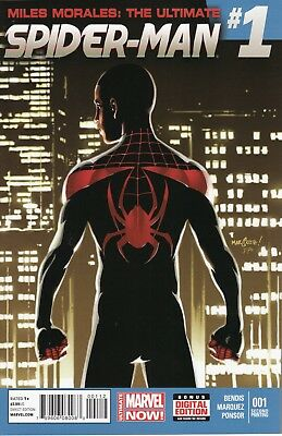 Miles Morales : The Ultimate Spider-Man 1 (2nd Printing)