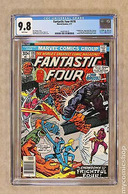 Fantastic Four (1961 1st Series) #178 CGC 9.8 1464918019