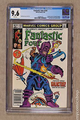 Fantastic Four (1961 1st Series) #243 CGC 9.6 1464905016