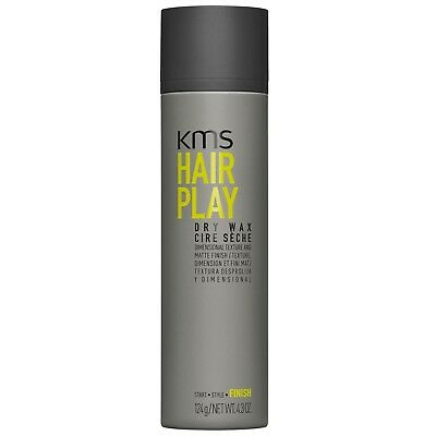 KMS FINISH HairPlay Dry Wax 150ml for all