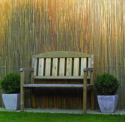 8m x 1.5m Bamboo Slat Screening / Screen / Bamboo Fencing / Fence / Privacy