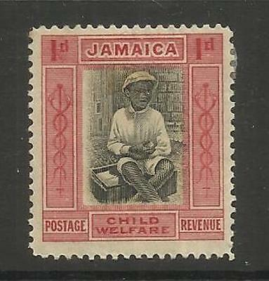 Jamaica ~ 1923 King George V Child Welfare Charity (Mh)