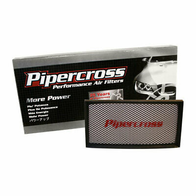 Pipercross Air Panel Filter For Megane Mk2 RS F1 225 / 230 R26 R26.R Cup Trophy