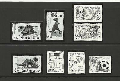 Czech Republic ~ Promotional Stamp Proofs 1994