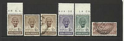 India ~ Small Mid Modern Collection (Most Postally Used)