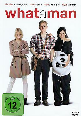 What A Man / Dvd - Top-Zustand