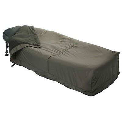 NEW Jrc Stealth X-Lite Carp Fishing Bedchair Cover - 1338031