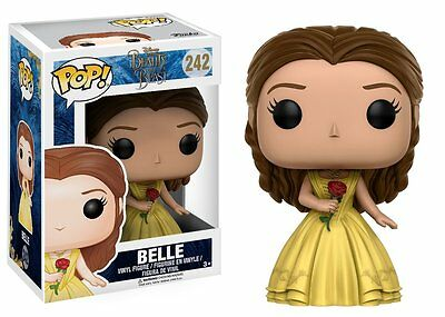 Disney Beauty and the Beast Pop! Vinyl Figure - Belle  *BRAND NEW*
