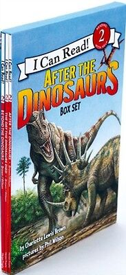 After the Dinosaurs Box Set: After the Dinosaurs, Beyond the Dinosaurs, The Day.