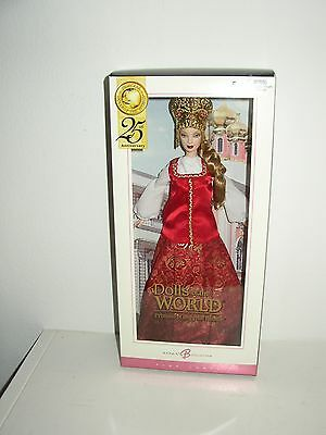 25Th Anniversary Princess Of Imperial Russia/ Dolls Of The World/nrfb/ns