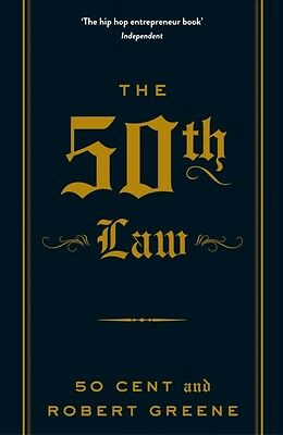 The 50th Law (The Robert Greene Collection) (Paperback), Greene, . 9781846680793
