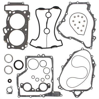 Complete Gasket Kit with Oil Seals For Yamaha VENTURE LITE 500 2007 - 2013 500cc