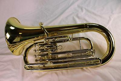 King 'Legend' Step-Up Model 2280 4 Valve Euphonium MINT CONDITION QuinnTheEskimo