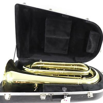 King Student Model 1140W 3 Valve Tuba MINT CONDITION QuinnTheEskimo