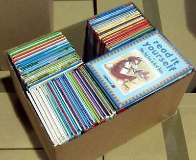 70 x LADYBIRD CHILDREN'S BOOKS - JOB LOT / WHOLESALE - FREE DELIVERY!