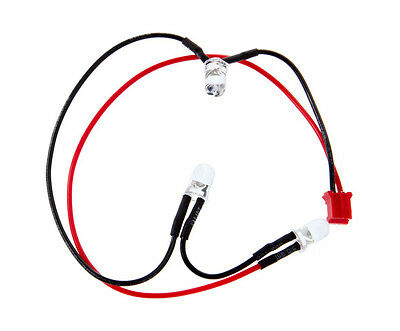 Traxxas 7947 LED light harness, front - ATON TRA7947