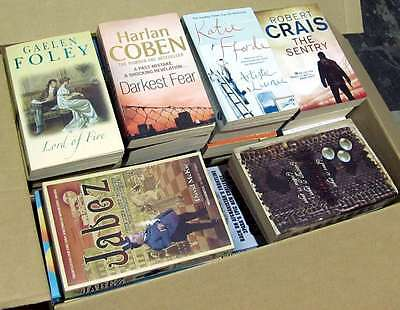 70 x MIXED PAPERBACK FICTION BOOKS - JOB LOT / WHOLESALE - FREE DELIVERY!