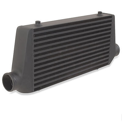 Alloy Black Edition Turbo Fmic Front Mount Intercooler For Vw Polo Lupo Golf Gti