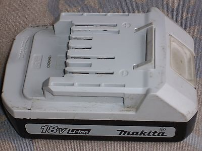 GENUINE MAKITA BL1813G 18V 1.3Ah  LITHIUM ION BATTERY. ( FAST DELIVERY )