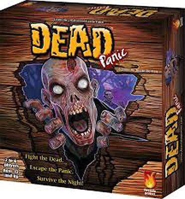 Dead Panic Board game - Fireside Games - (New)