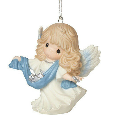 Precious Moments Annual Ornament 2016 Guide Us To Thy Perfect Light - #161035-DB