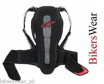 NEW Alpinestars nucleon KR-2 back protector CE Level 2 back protector new !!!!!!