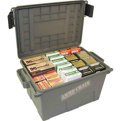 MTM ACR7-18 Ammo Crate Utility Box Green, ACR7-18