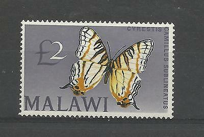 MALAWI 1966  £2 Top Value   unmounted mint / mnh