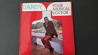 Dandy Livingstone/Dandy Your Musical Doctor/1969 Downtown LP - MINT