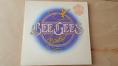 Bee Gees - Greatest Hits / Best Of Double Tri-Fold Album Record Vinyl