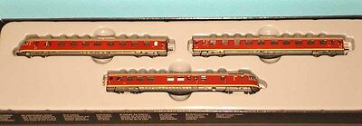 Marklin  Z:  88720 Diesel-Powered Rail car Train cl. VT 08 for Insider