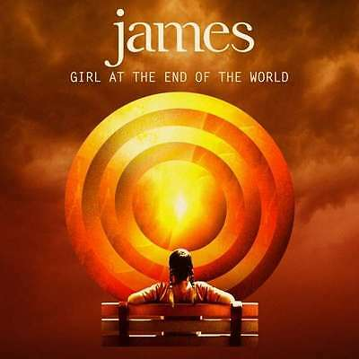 James - Girl At The End Of The World NEU LP