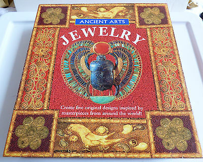 Ancient Arts Jewelry Creative crafts art kit Five Beautiful Pieces of jewelry