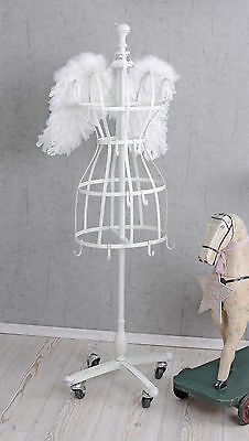 Dressmaker's dummy Metal Bust Hook Tailor's Bust Shabby Bust Industry